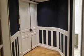Rénovation d'appartement à Paris 18