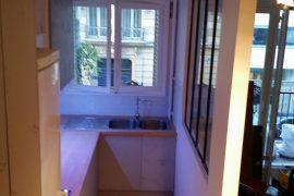 Rénovation de cuisine à Paris 15